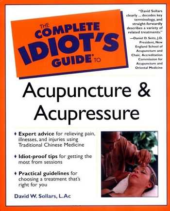 David Sollars - Acupuncture & Acupressure