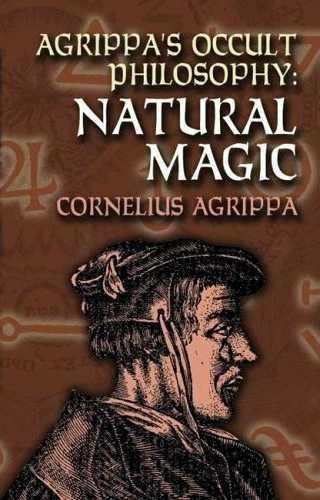 Cornelius Agrippa - Natural Magic
