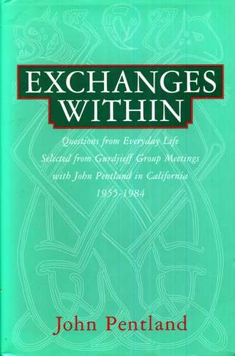 John Pentland - Exchanges Within