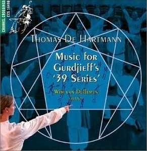 Thomas de Hartmann - Music for Gurdjieff's