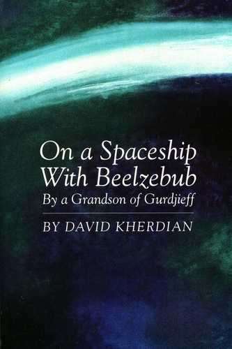 David Kherdian - On a Spaceship with Beelzebub