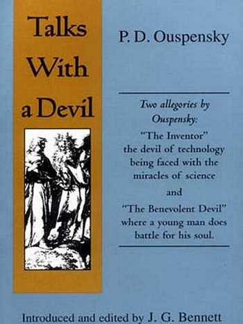 P.D. Ouspensky - Talks with a Devil
