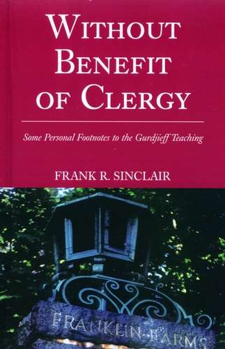 Frank R. Sinclair - Without Benefit of Clergy