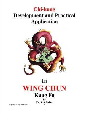 Scott Baker - Chi-kung Development