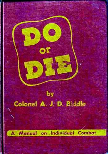 A.J.D. Biddle - Do or Die