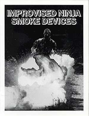 Stephen K Hayes - Improvised Ninja Smoke Devices