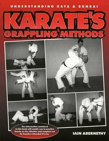 Iain Abernethy - Karate's Grappling Methods