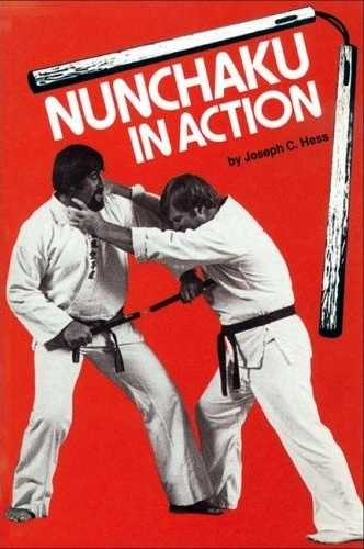 Joseph C. Hees - Nunchaku in Action