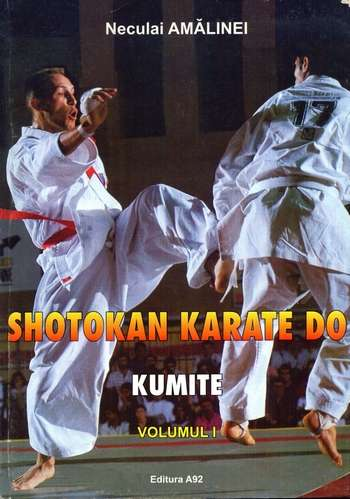 Neculai Amălinei - Shotokan Karate Do - Kumite