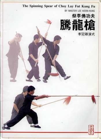 Lee Koon-Hung - The Spinning Spear of Choy Lay Fut Kung Fu