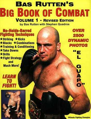 Bas Rutten - The Big Book of Combat (vol. 1)