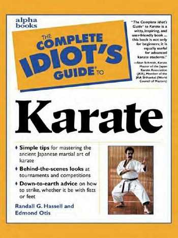 Randall Hassell - Karate