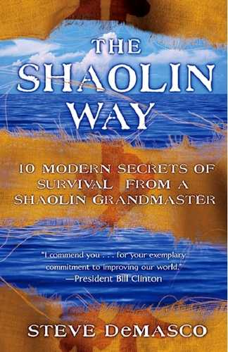 Steve DeMasco - The Shaolin Way