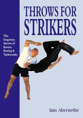 Iain Abernethy - Throws for Strikers