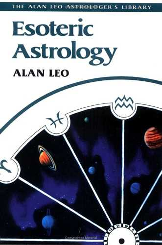 Alan Leo - Esoteric Astrology