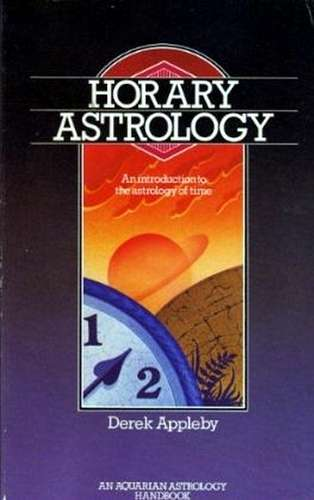 Derek Appleby - Horary Astrology