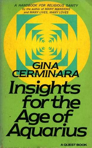 Gina Germinara - Insights for the Age of Aquarius