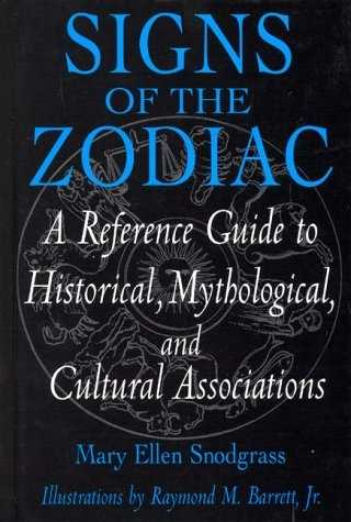 Mary Ellen Snodgrass - Signs of the Zodiac