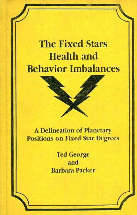 Ted George, Barbara Parker - The Fixed Stars