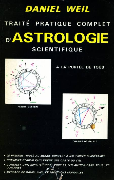Daniel Weil - Traite Complet d'Astrologie Scientifique