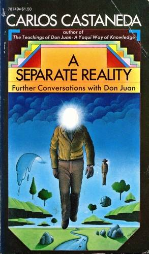 Carlos Castaneda - A Separate Reality