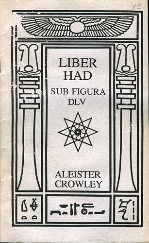 Aleister Crowley - Liber HAD