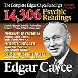 The Complete Edgar Cayce Readings - 14.306 Psychic Readings
