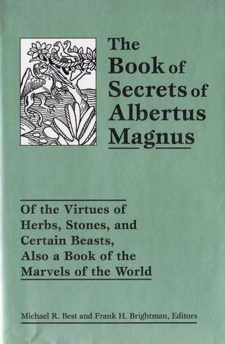 The Book of Secrets of Albertus Magnus