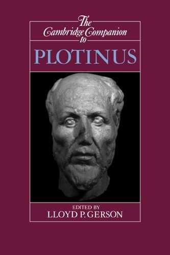 Lloyd Gerson - The Cambridge Companion to Plotinus