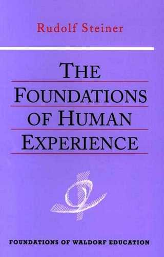 Rudolf Steiner - The Foundations of Human Experience