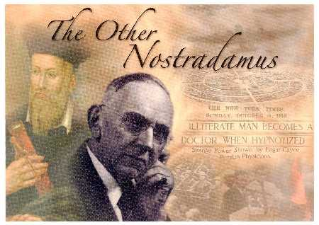 Edgar Cayce - The Other Nostradamus
