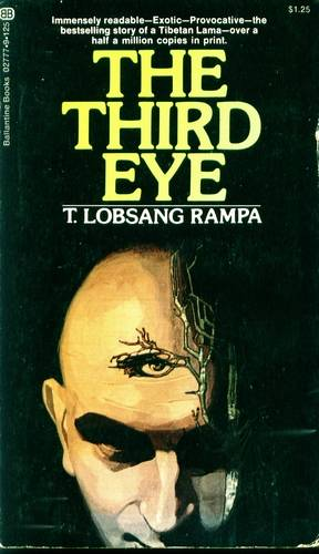 Lobsang Rampa - The Third Eye