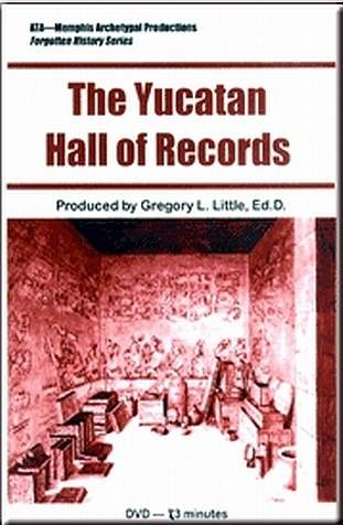 Edgar Cayce - The Yucatan Hall of Records