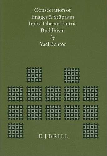Yael Bentor - Consecration of Images & Stupas