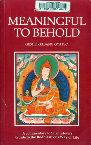 G. Gyatso - Meaningful to Behold