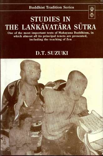 D.T. Suzuki - Studies in the Lankavatara Sutra