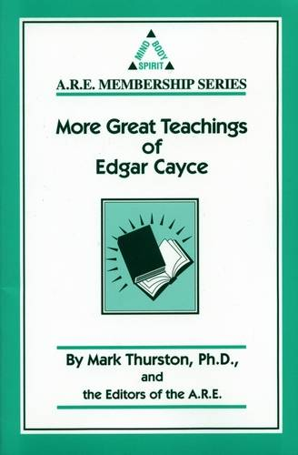 Mark Thurston - More Great Teachings of Edgar Cayce