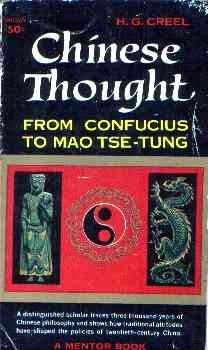 H. G. Creel - Chinese Thought