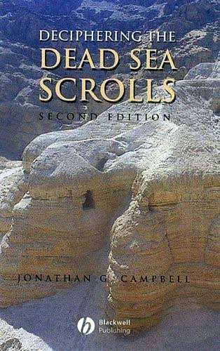 Jonathan Campbell - Deciphering the Dead Sea Scrolls