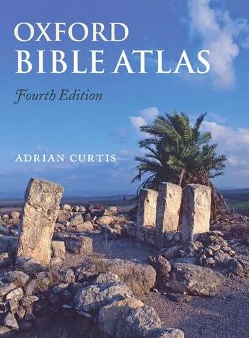 Adrian Curtis - Oxford Bible Atlas