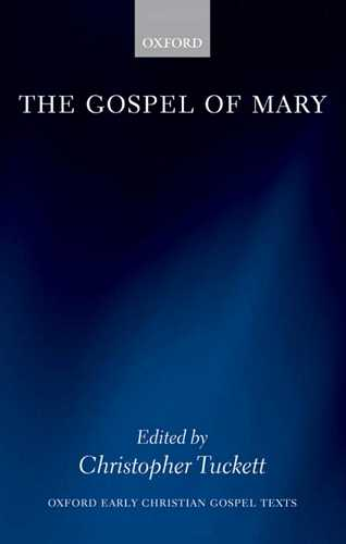 Christopher Tuckett - The Gospel of Mary
