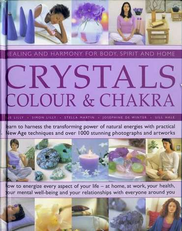 Sue Lilly - Crystals, Colour & Chakra