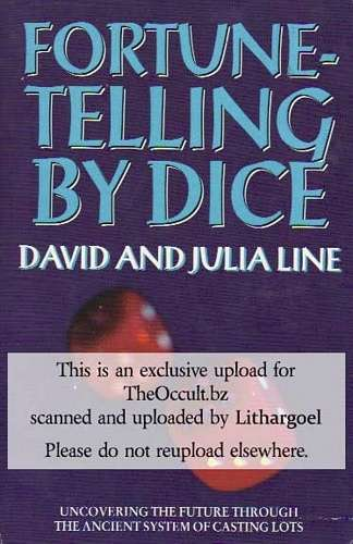 David & Julia Line - Fortune-Telling by Dice