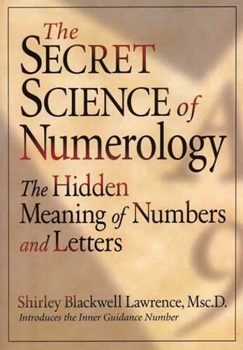 Shirley Lawrence - The Secret Science of Numerology