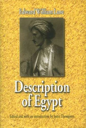 Edward William Lane - Description of Egypt