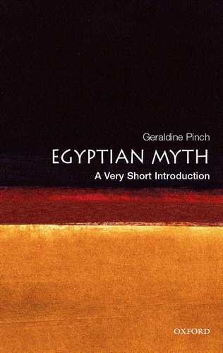 Geraldine Pinch - Egyptian Myth