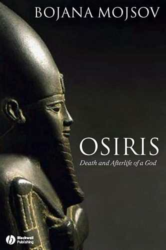 Bojana Mojsov - Osiris - Death and Afterlife of a God