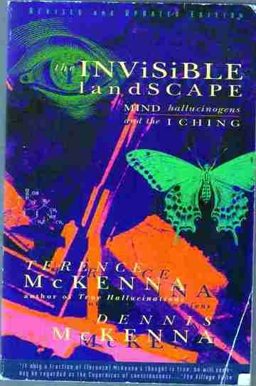 Terrence McKenna - Invisible Landscapes