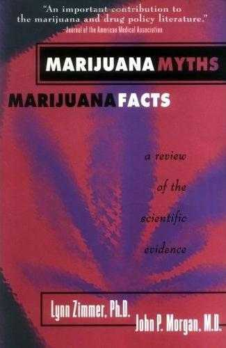 Lynn Zimmer - Marijuana Myths; Marijuana Facts