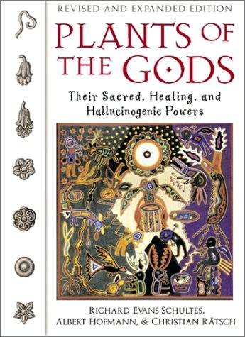 Richard Evans Schultes, Albert Hofmann - Plants of the Gods